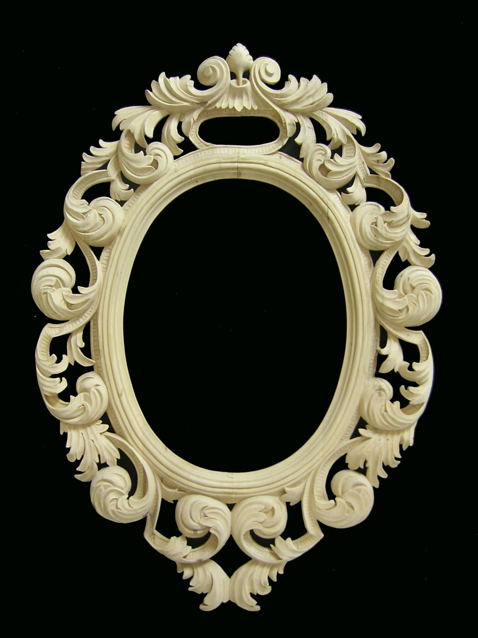 Wooden Mirror Frame Circus Pinterest Within Baroque Mirror Frame (Image 15 of 15)