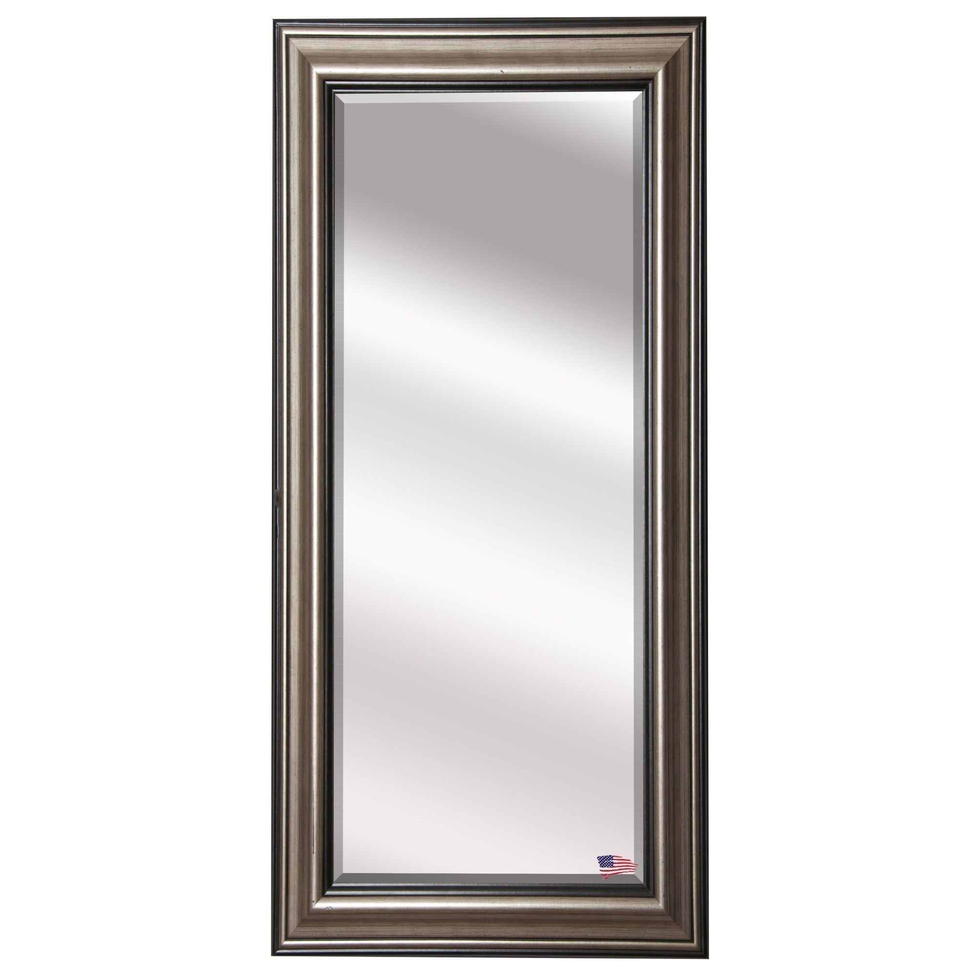 World Menagerie Divine Edge Beveled Wall Mirror Reviews Wayfair Inside Bevel Edged Mirror (Image 15 of 15)