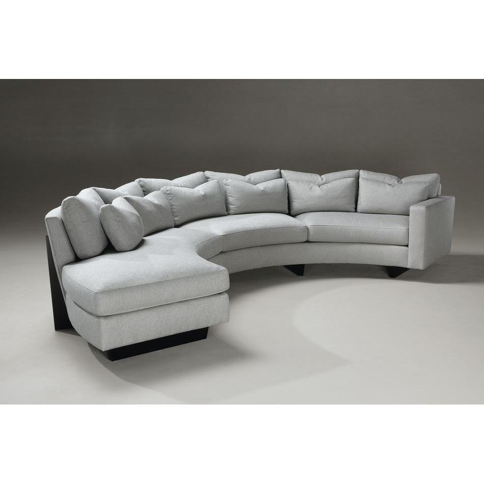 Younger Sofas Weiman Sectionals Modern Designs Throughout Contemporary Curved Sofas (Image 15 of 15)