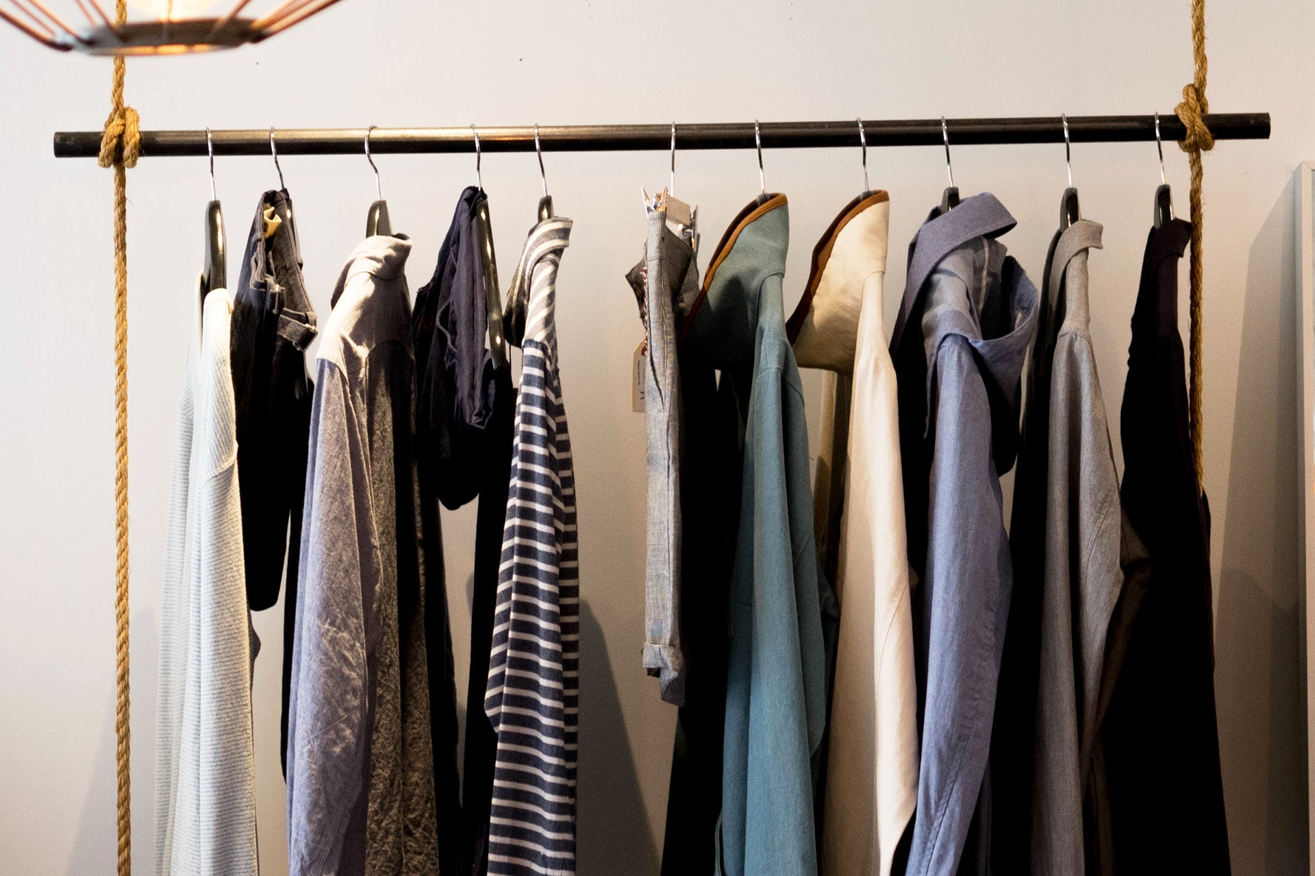 10 Clothes Storage Ideas When You Have No Closet Inside Wardrobe Hangers Storages (Image 1 of 25)