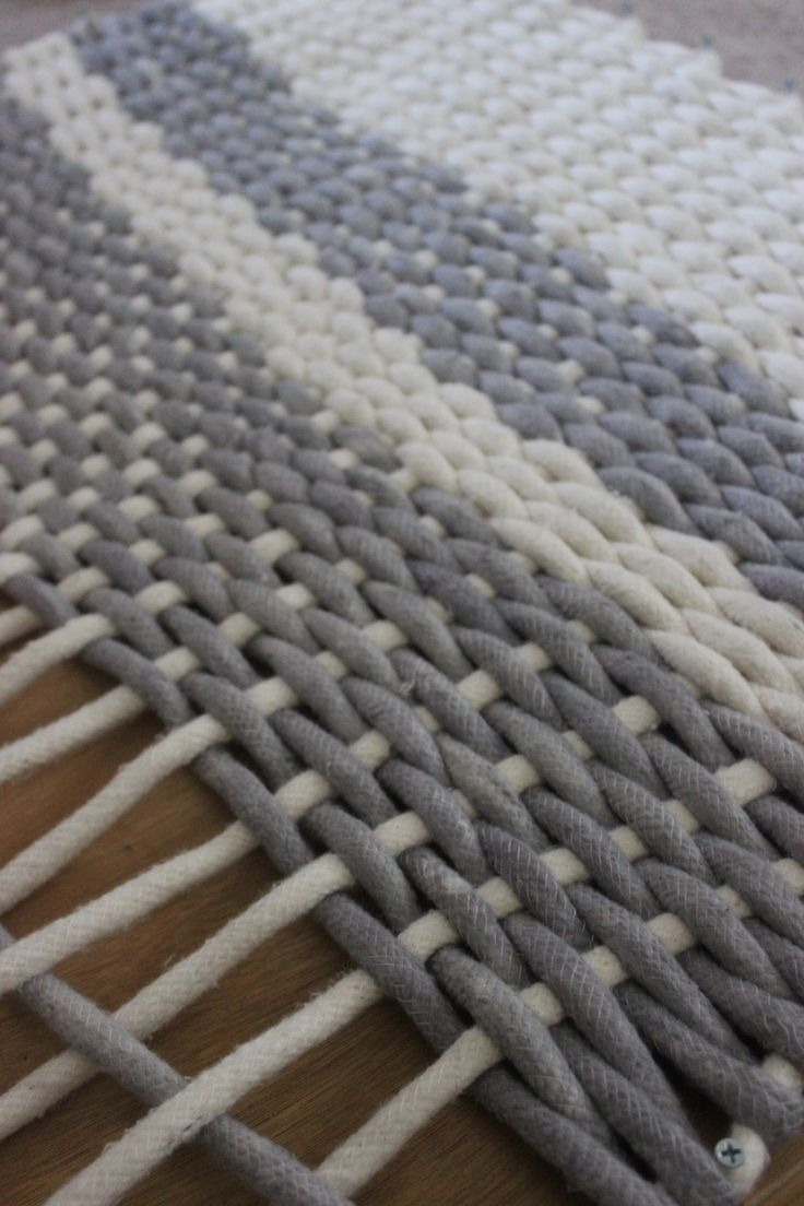 107 Best Crochet Rugs Images On Pinterest Intended For Bobble Rugs (View 12 of 15)