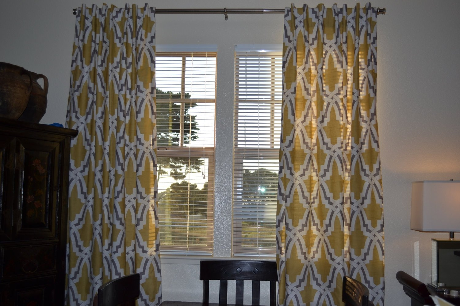 108 Inch Curtains Intended For 96 Inches Long Curtains (Image 1 of 25)