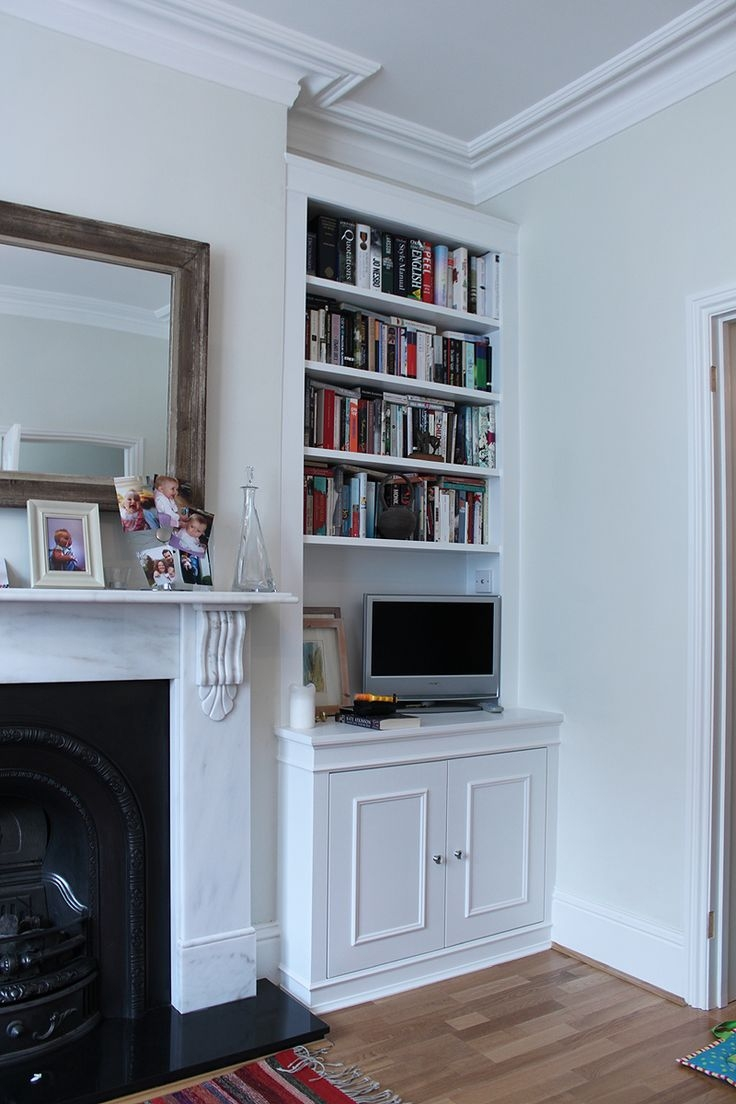 13 Best Alcove Cupboard Images On Pinterest Regarding Alcove Wardrobes Designs (Image 1 of 15)