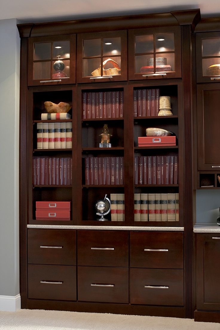 140 Best Waypoint Cabinetry Images On Pinterest In Bookshelf With Cabinet Base (Image 1 of 15)