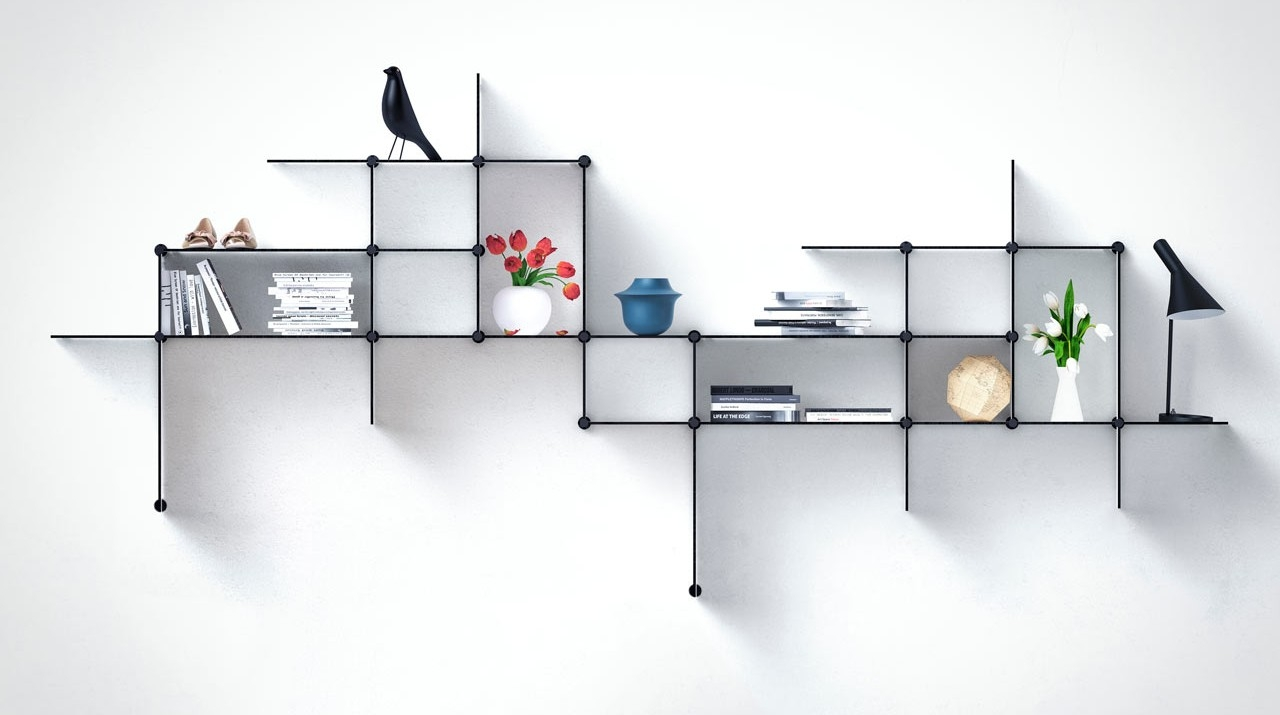 15 Breathtaking Floating Shelves That You Dont Have To Diy For Wall Shelves (Image 1 of 15)