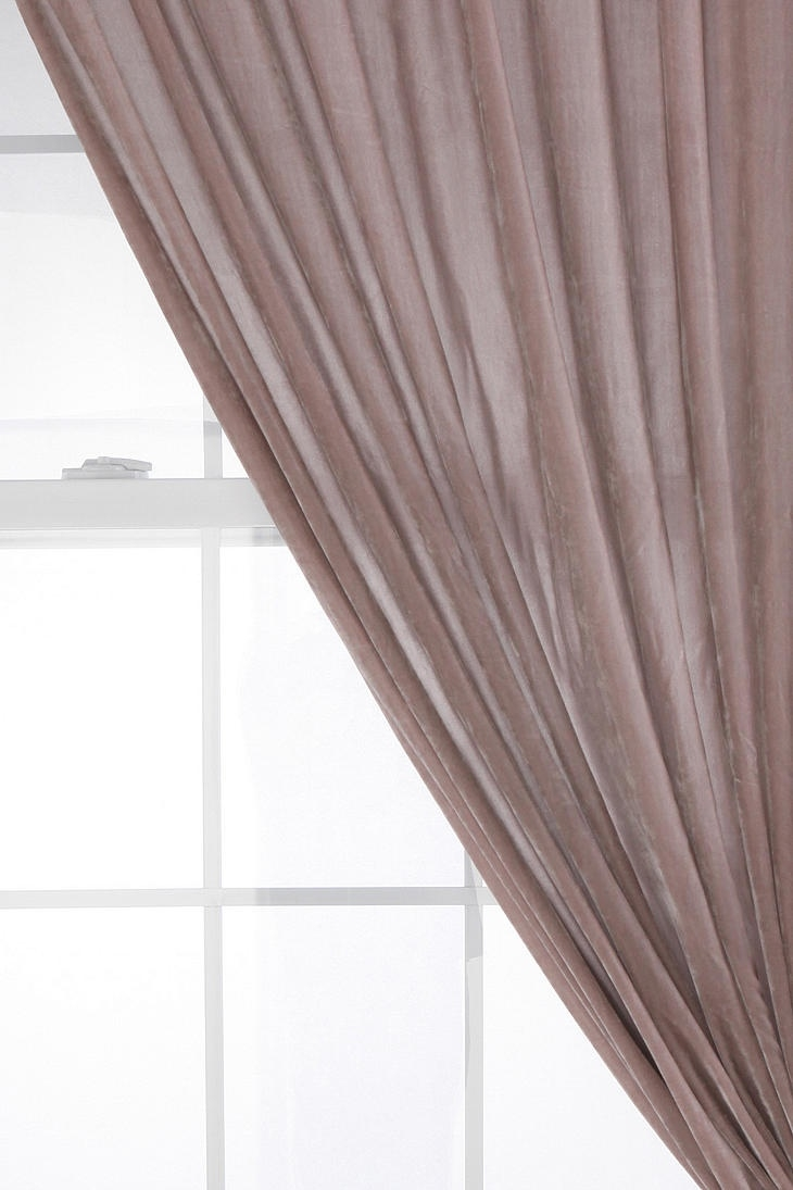 159 Best Curtains Images On Pinterest Throughout Mauve Sheer Curtains (View 4 of 25)