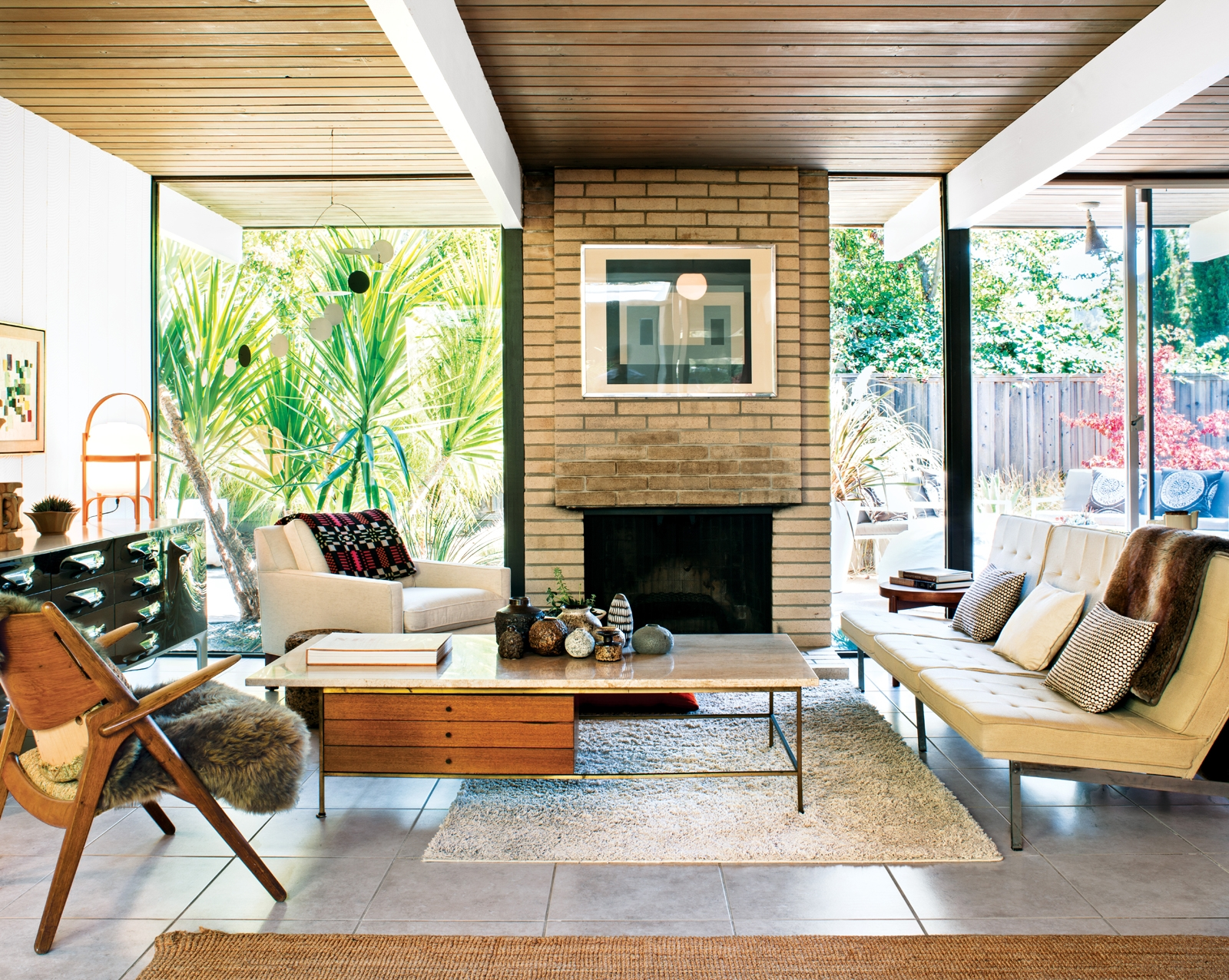 17 Best Images About Modern Home On Pinterest Pertaining To Florence Knoll Living Room Sofas (View 15 of 15)