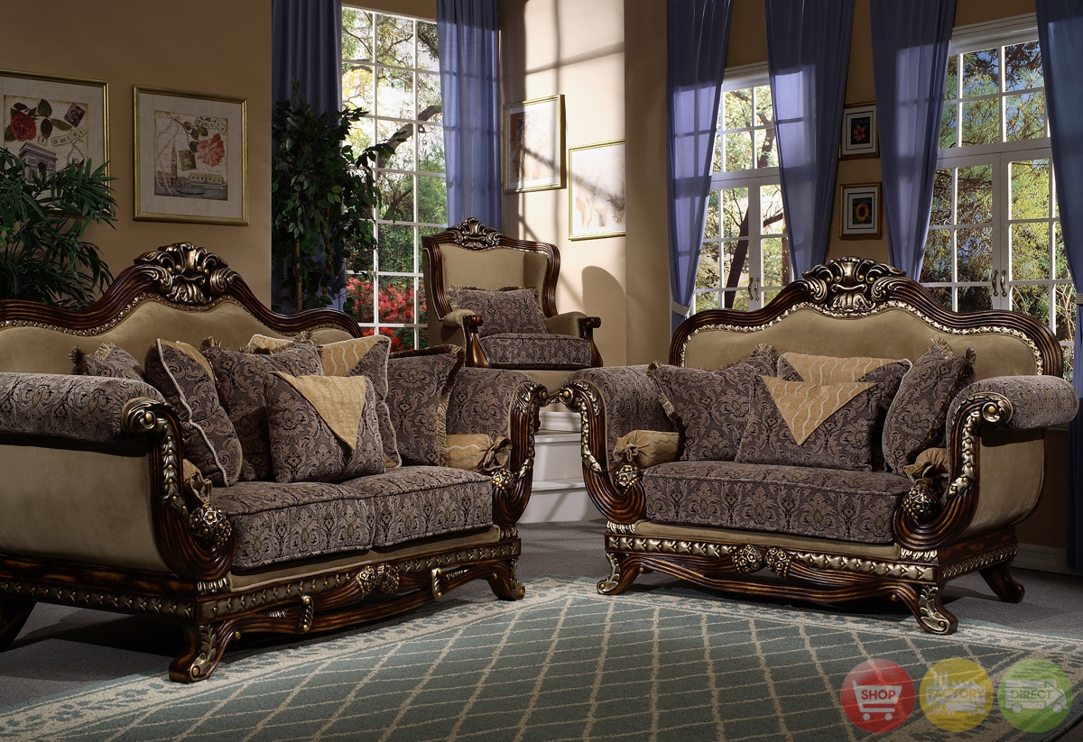 18 Traditional Sofas Living Room Furniture Carehouse With Traditional Sofas And Chairs (Image 1 of 15)