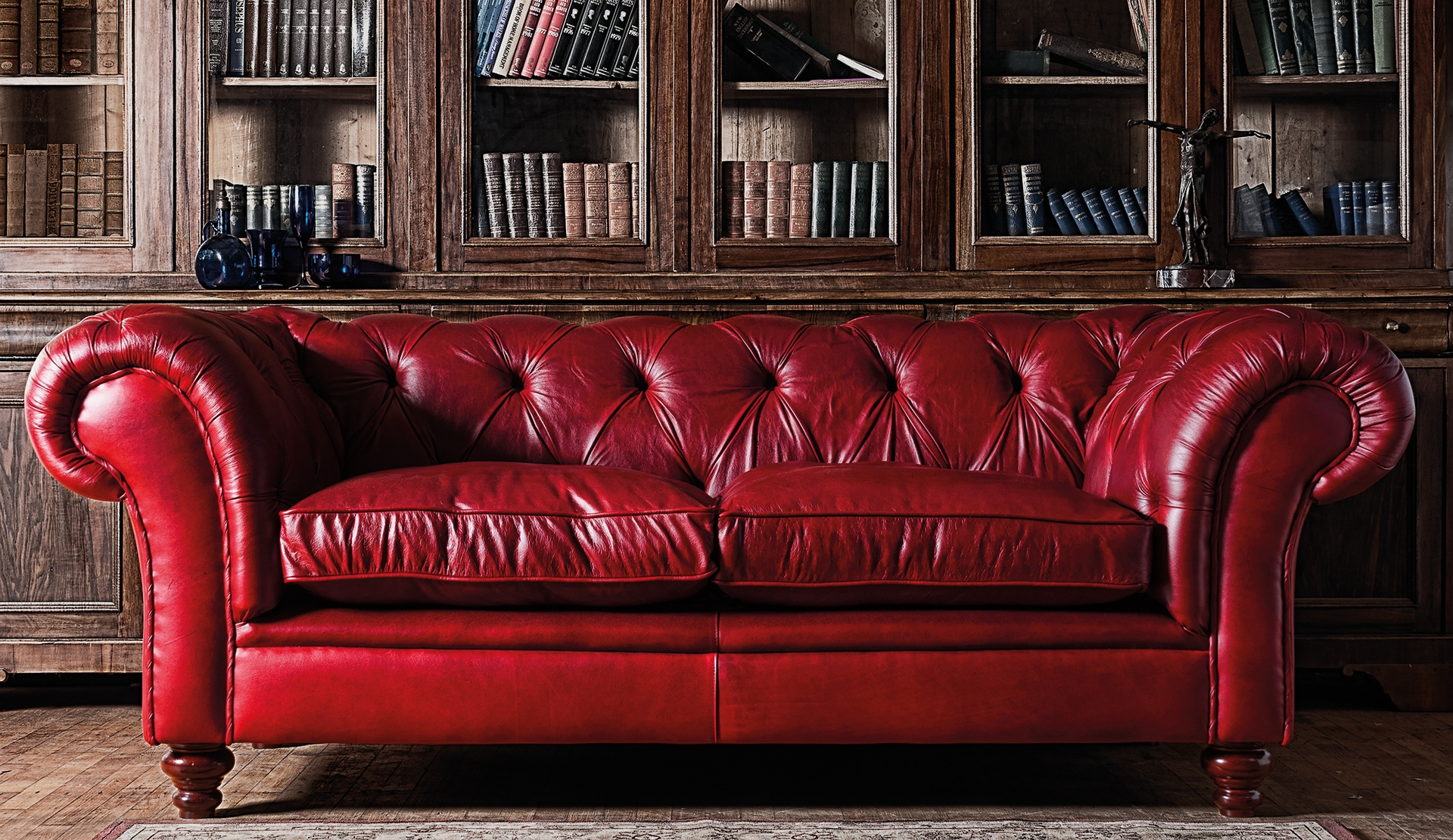 20 Reasons To Love Chesterfield Sofas Chesterfield Chesterfield Within Windsor Sofas (Image 1 of 15)