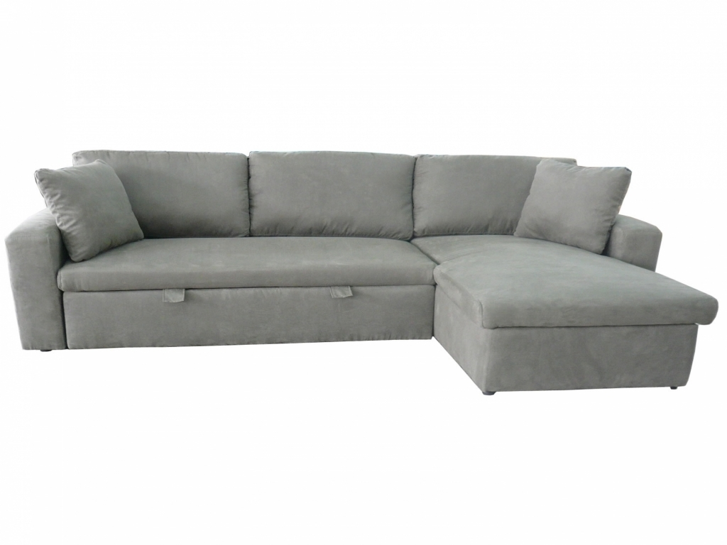 2017 Number 1 Leather Corner Sofa Bed Fabric With Recliners Near In Fabric Corner Sofa Bed (Image 1 of 15)