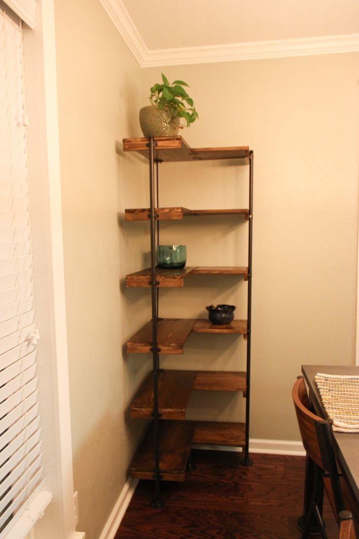 25 Best Large Corner Shelf Ideas On Pinterest Shower Corner Regarding Corner Shelf For Dvd Player On Wall (Image 2 of 15)