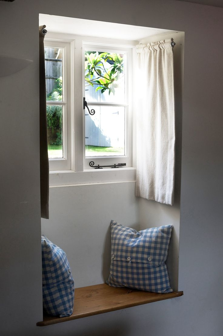 25 Best Small Window Curtains Ideas On Pinterest Small Windows Regarding Deep Curtain Rods (View 11 of 25)