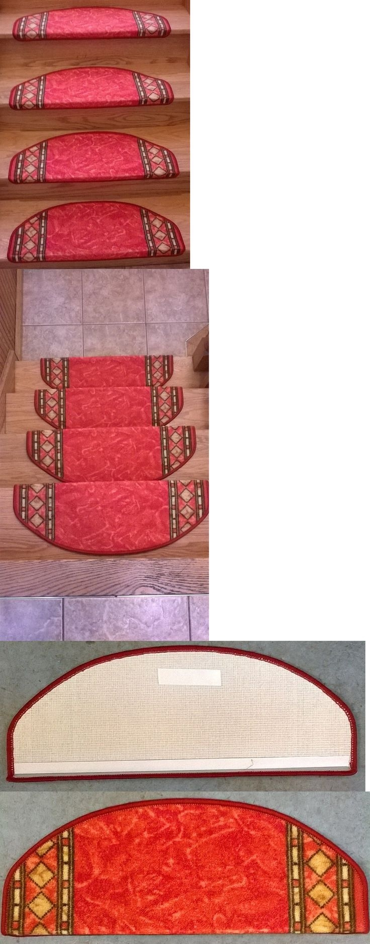 25 Best Stair Treads Ideas On Pinterest Wood Stair Treads Redo Within Carpet Stair Treads Set Of  (Image 2 of 15)