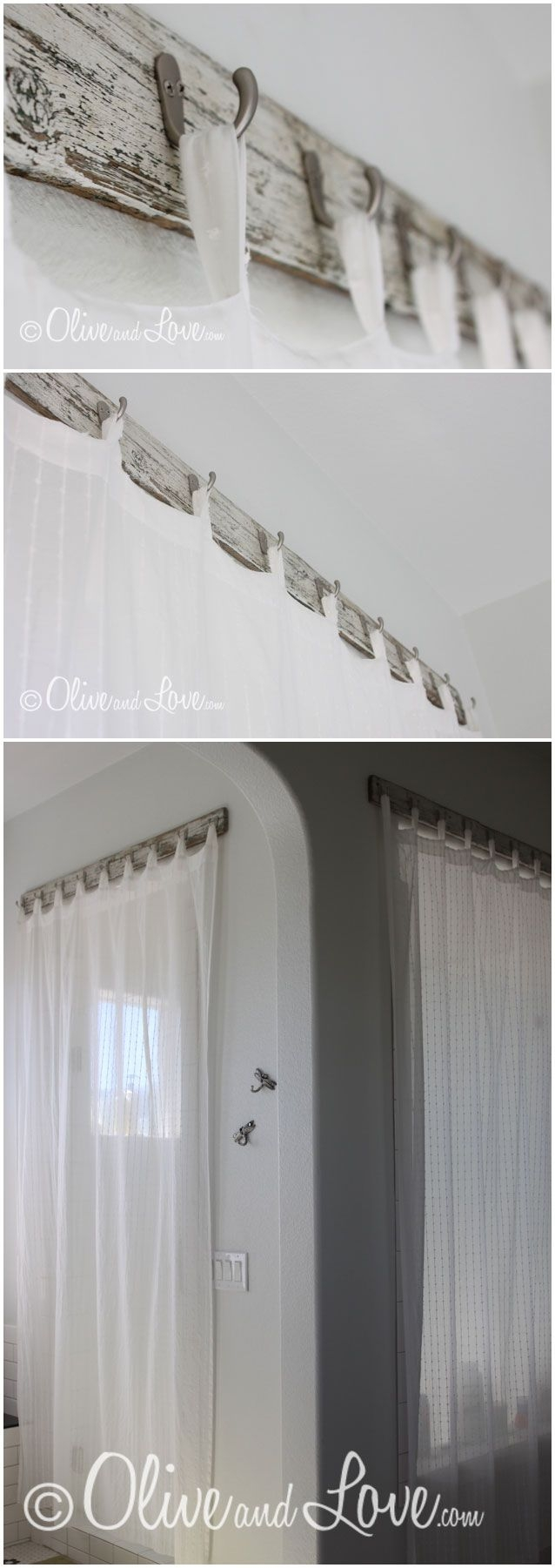 27 Best Blinds Images On Pinterest For Inexpensive Curtains For Large Windows (Image 1 of 25)