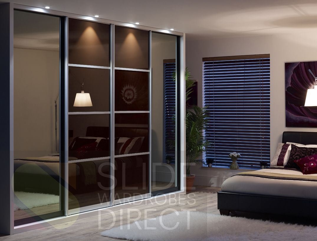 28 Sliding Wardrobes Made To Measure Doors Three Door Regarding Sliding Door Wardrobes (Image 1 of 25)