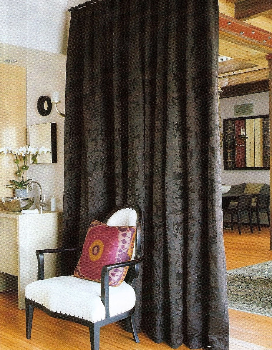 3 Reasons Drapery Room Dividers Are Awesome Beckenstein Fabric With Regard To Room Curtain Dividers (View 22 of 25)