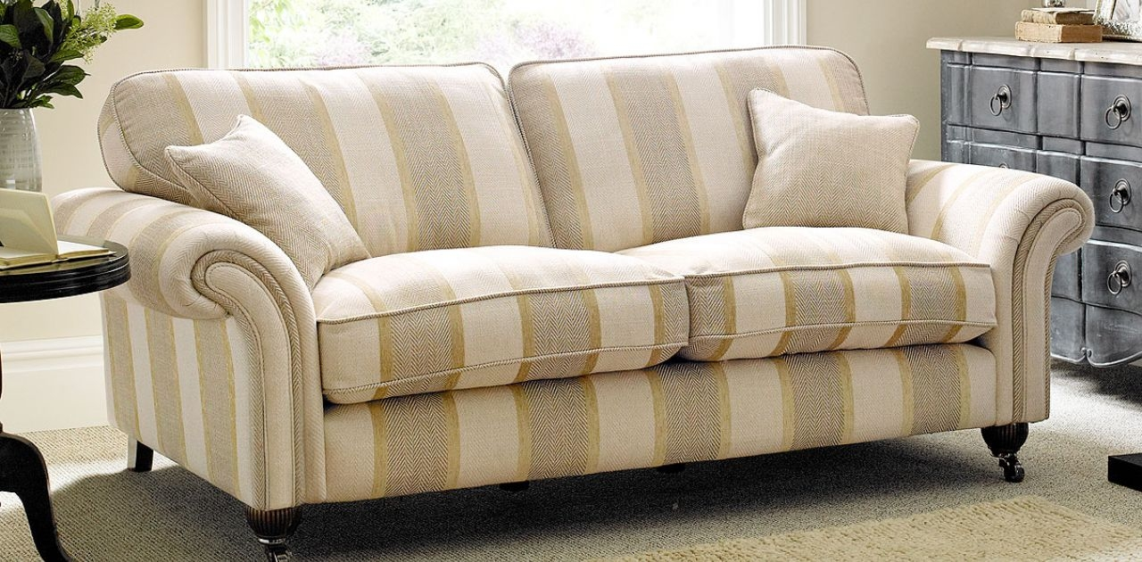 3 Seater Striped Sofa Dfs Decorating Pinterest Throughout Striped Sofas And Chairs (Image 1 of 15)