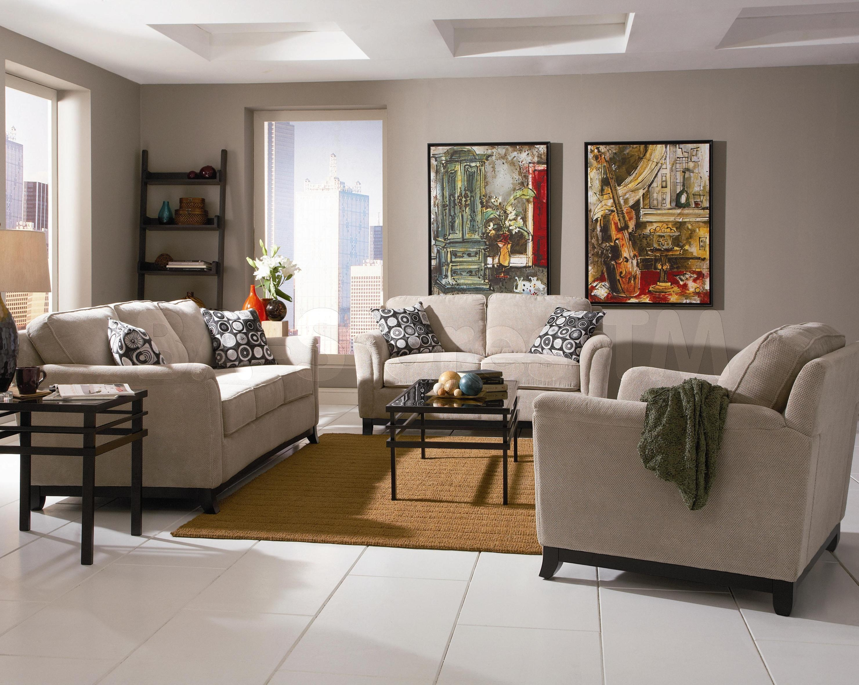 3 Sofas In Living Room Hereo Sofa With Regard To Sofa Loveseat And Chair Set (Image 1 of 15)