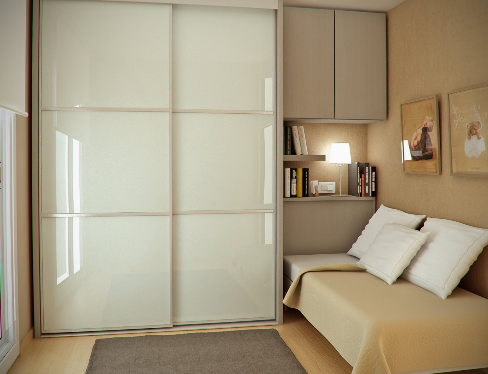 30 Space Saving Beds For Small Rooms Bathroom Space Savers Intended For Space Saving Wardrobes (Image 2 of 25)