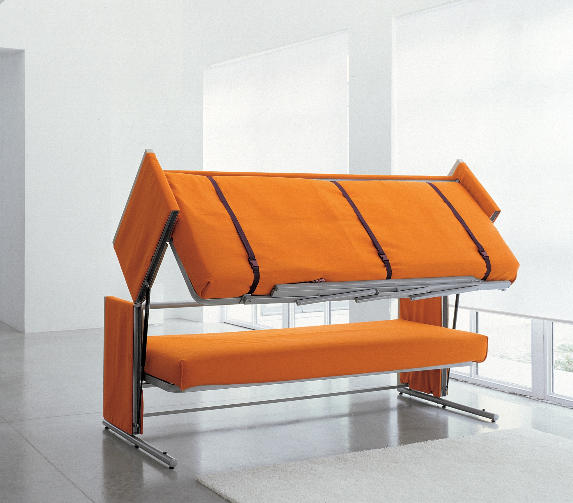 31 Creative Furniture Design Ideas For Small Homes Within Fold Up Sofa Chairs (Image 1 of 15)