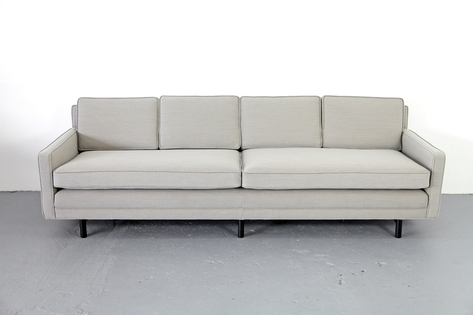 4 Seater Sofa Paul Mccobb For Directional For Sale At Pamono Regarding Four Seater Sofas (Image 3 of 15)