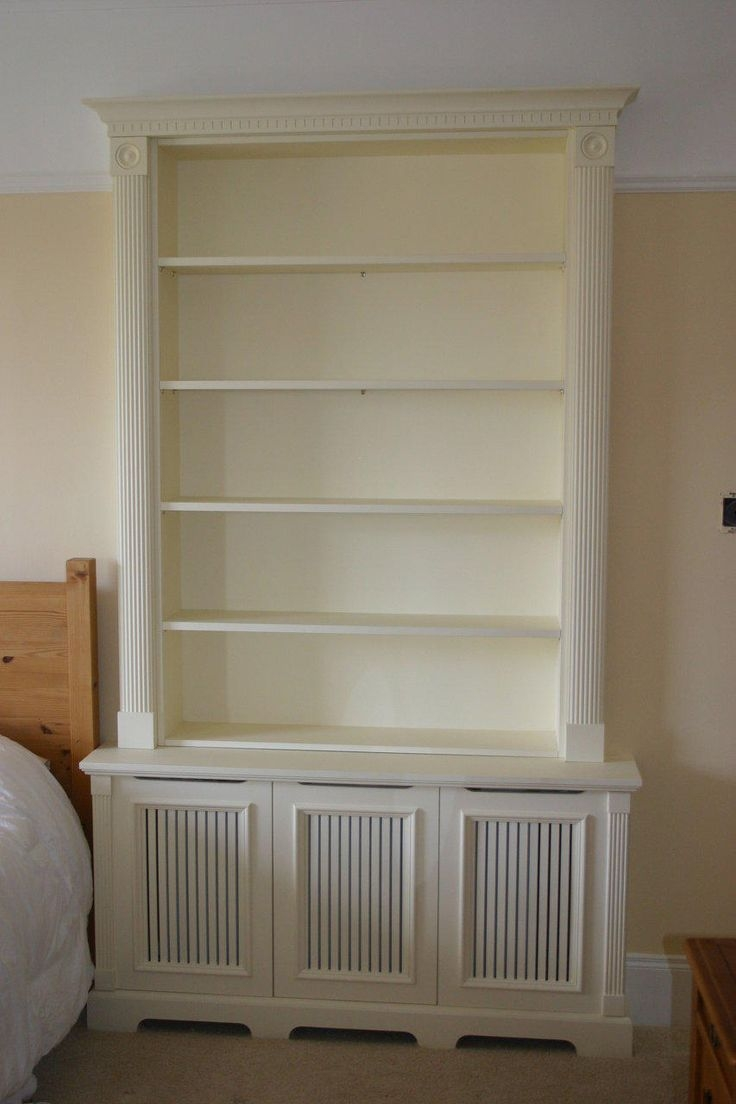 42 Best Verwarming Images On Pinterest With Radiator Bookcase Cabinets (Image 1 of 15)