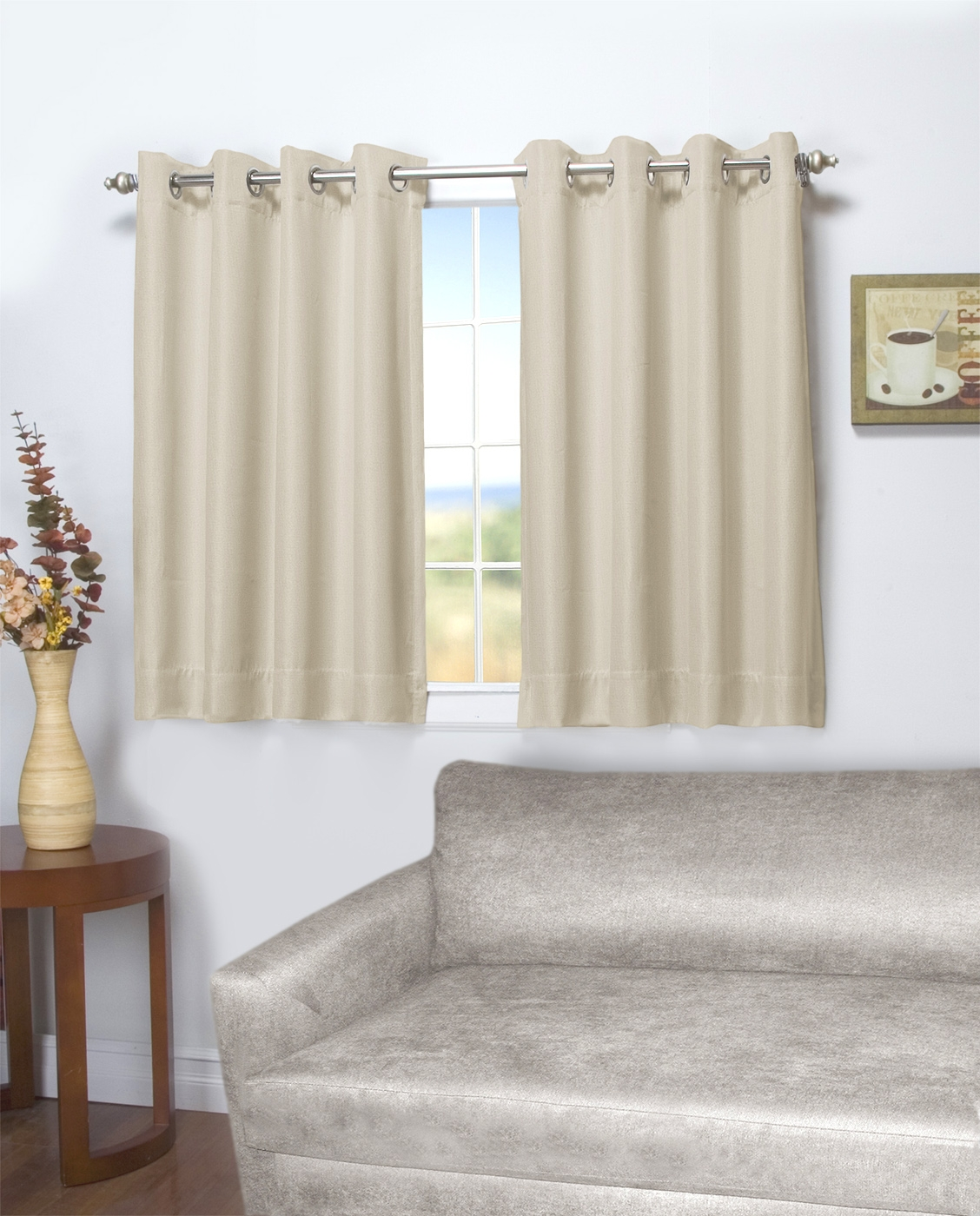 45 Inch Long Curtains Thecurtainshop In 54 Inch Long Curtain Panels (View 9 of 25)