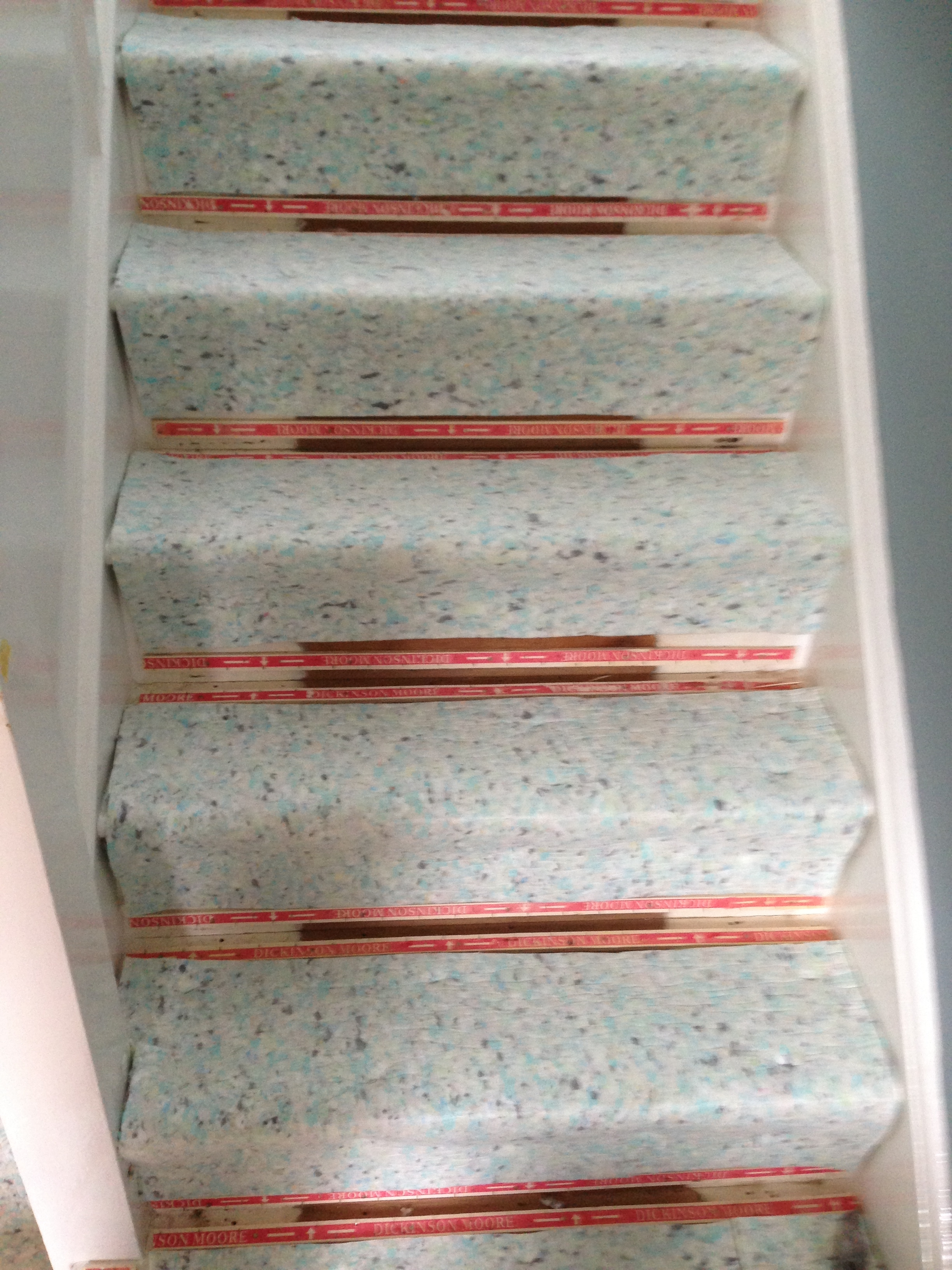 52 Laying Carpet On Stairs Staple Carpet Along Bottom Riser At With Regard To Stair Tread Rug Gripper (View 8 of 15)