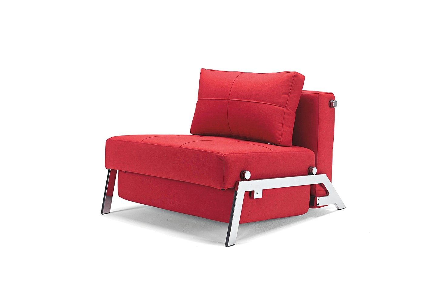 54 Single Sofa Bed Chair Merax Folding Lazy Sofa Floor Chair Sofa Intended For Sofa Beds Chairs (Image 1 of 15)