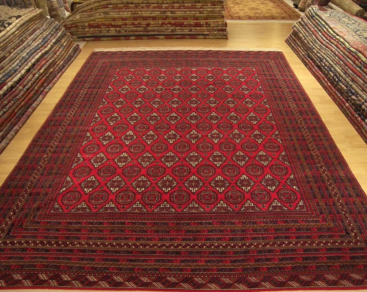 55 Afghan Carpets Hand Made Afghan Carpet Medsmatter With Regard To Afghan Rug Types (Photo 7 of 15)