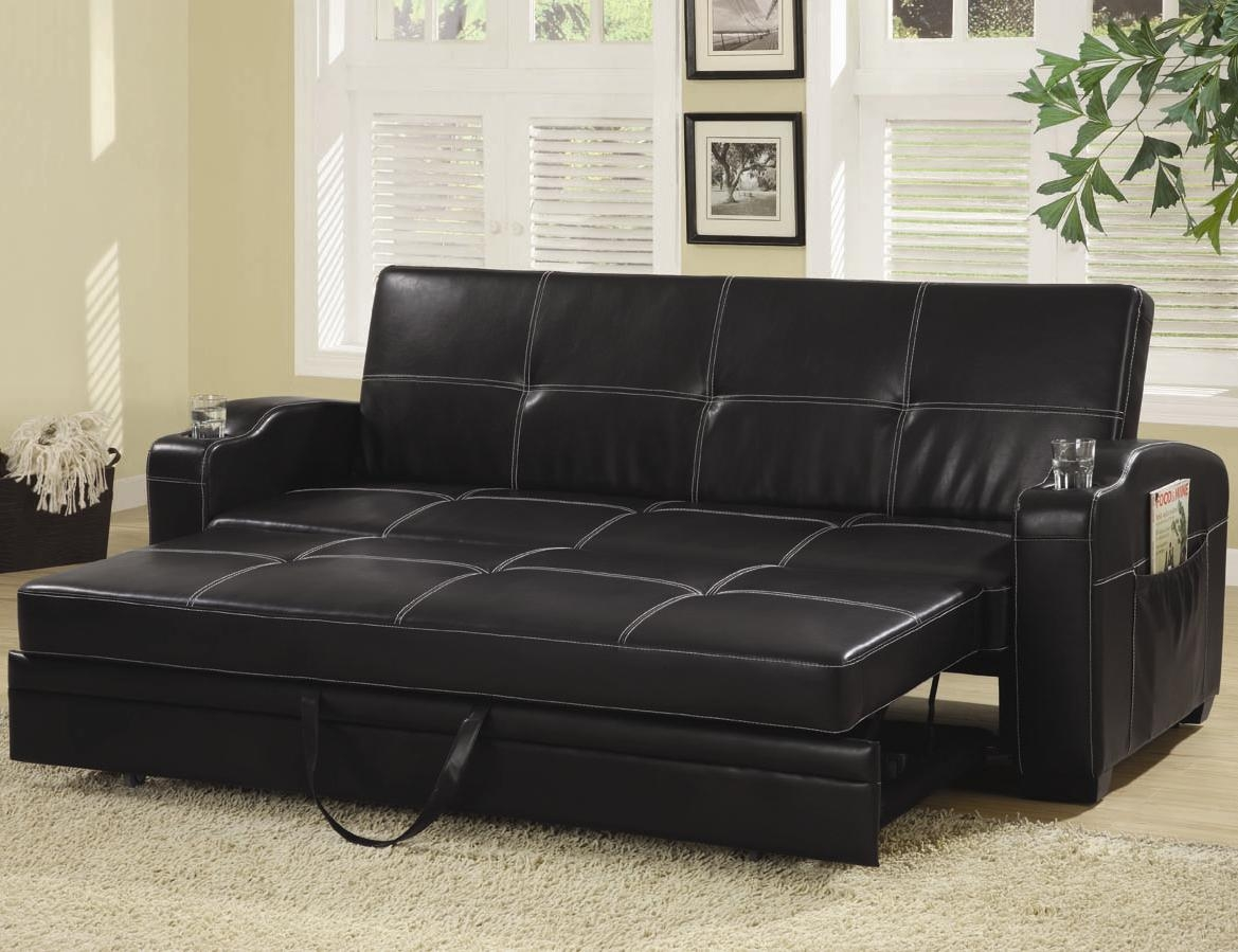 55 Sectional Sofa Pull Out Bed Furniture Diy Furniture Sofas For Pull Out Sofa Chairs (Image 2 of 15)