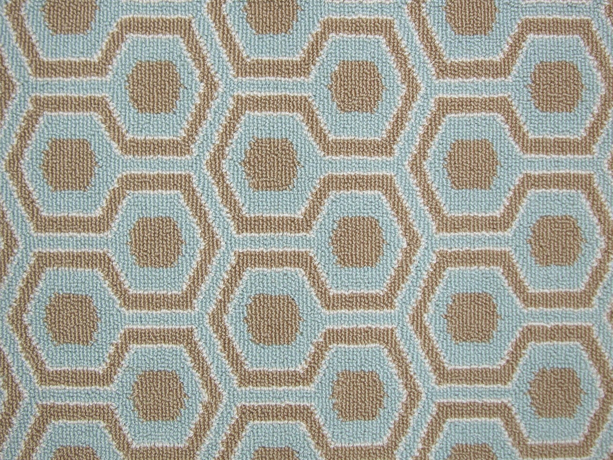 Featured Image of Geometric Carpet Patterns