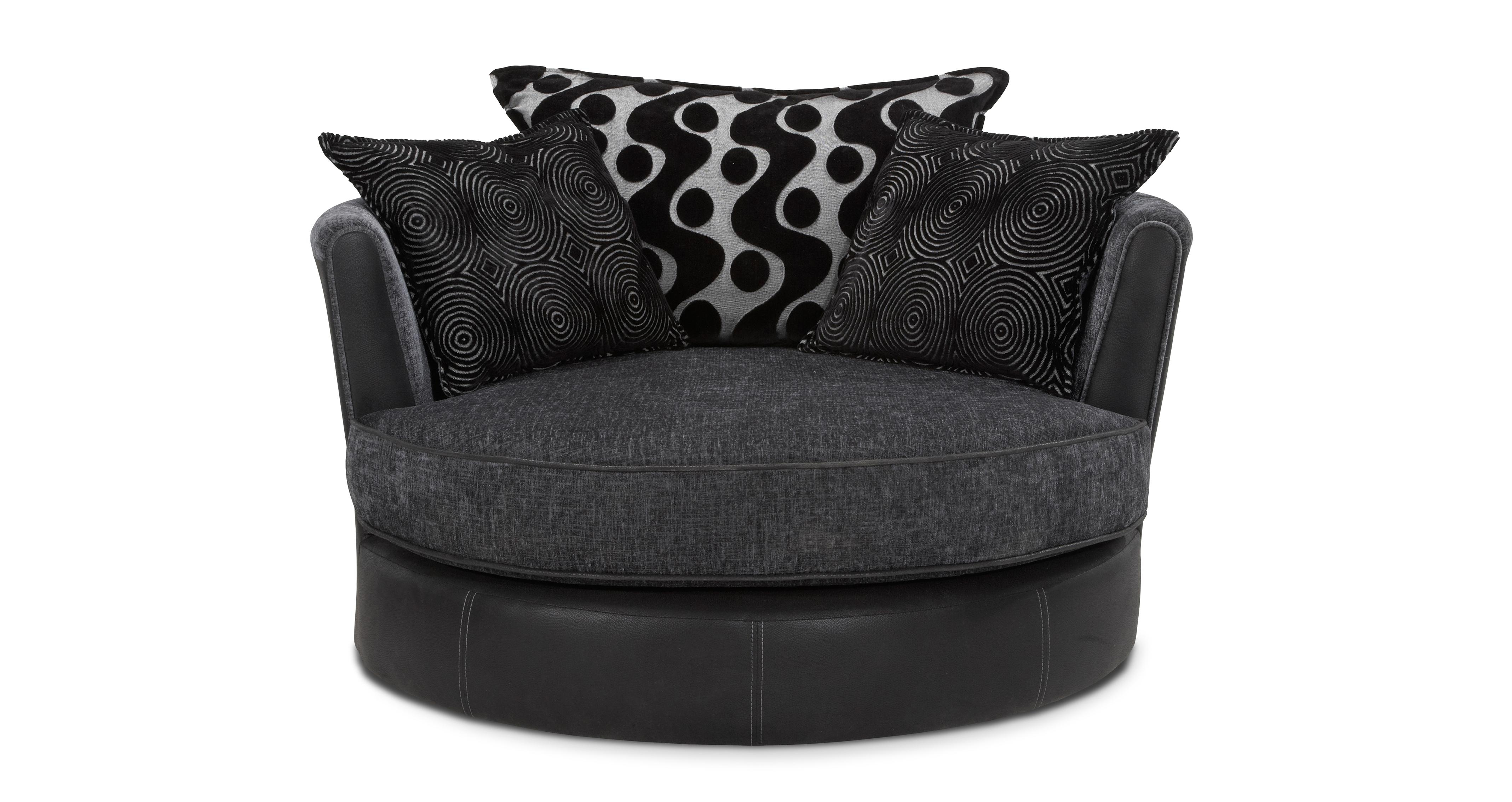 56 Swivel Sofa Chair Seater Sofa And Swivel Chair Dfs In Cardiff Throughout Swivel Sofa Chairs (Photo 3 of 15)