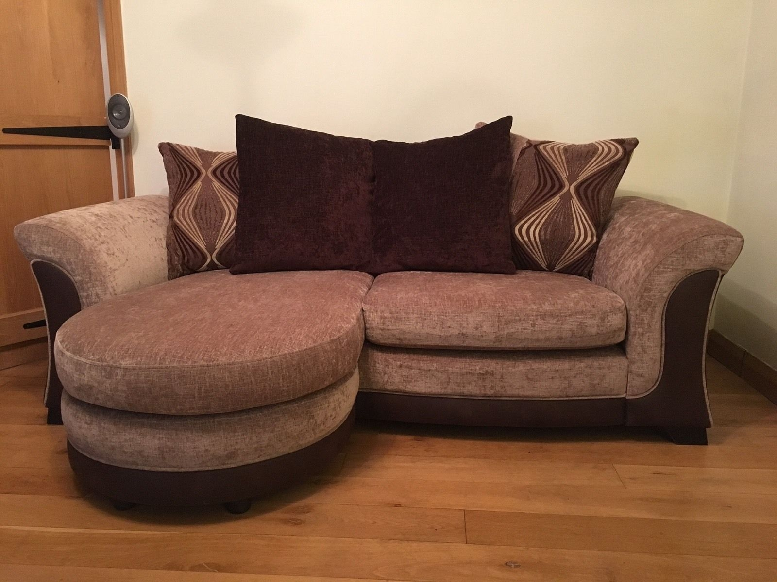 56 Swivel Sofa Chair Seater Sofa And Swivel Chair Dfs In Cardiff With Regard To Sofa With Swivel Chair (View 13 of 15)