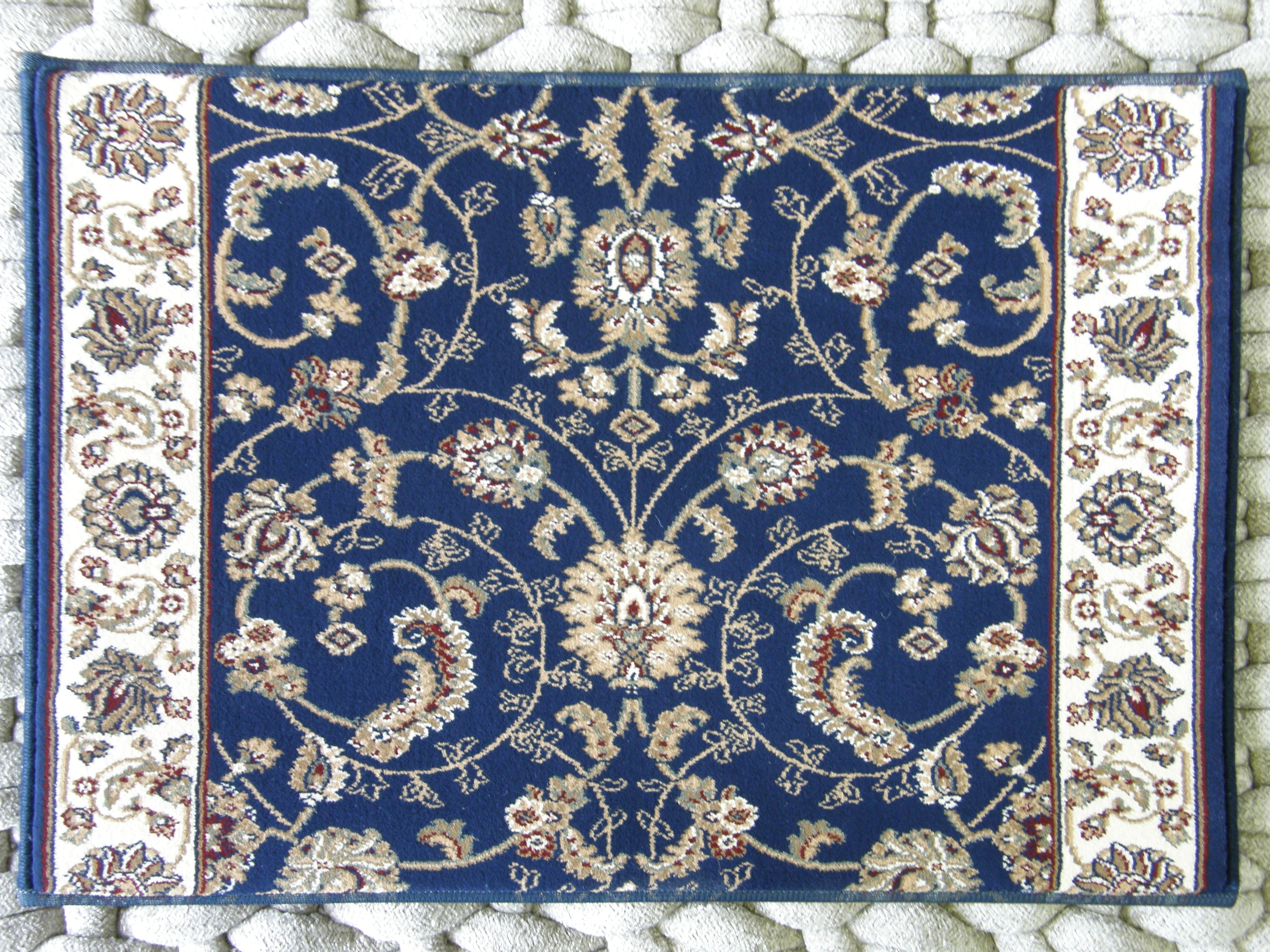 58 Best Rug In Blue Images On Pinterest Inside Blue Persian Rugs (View 11 of 15)