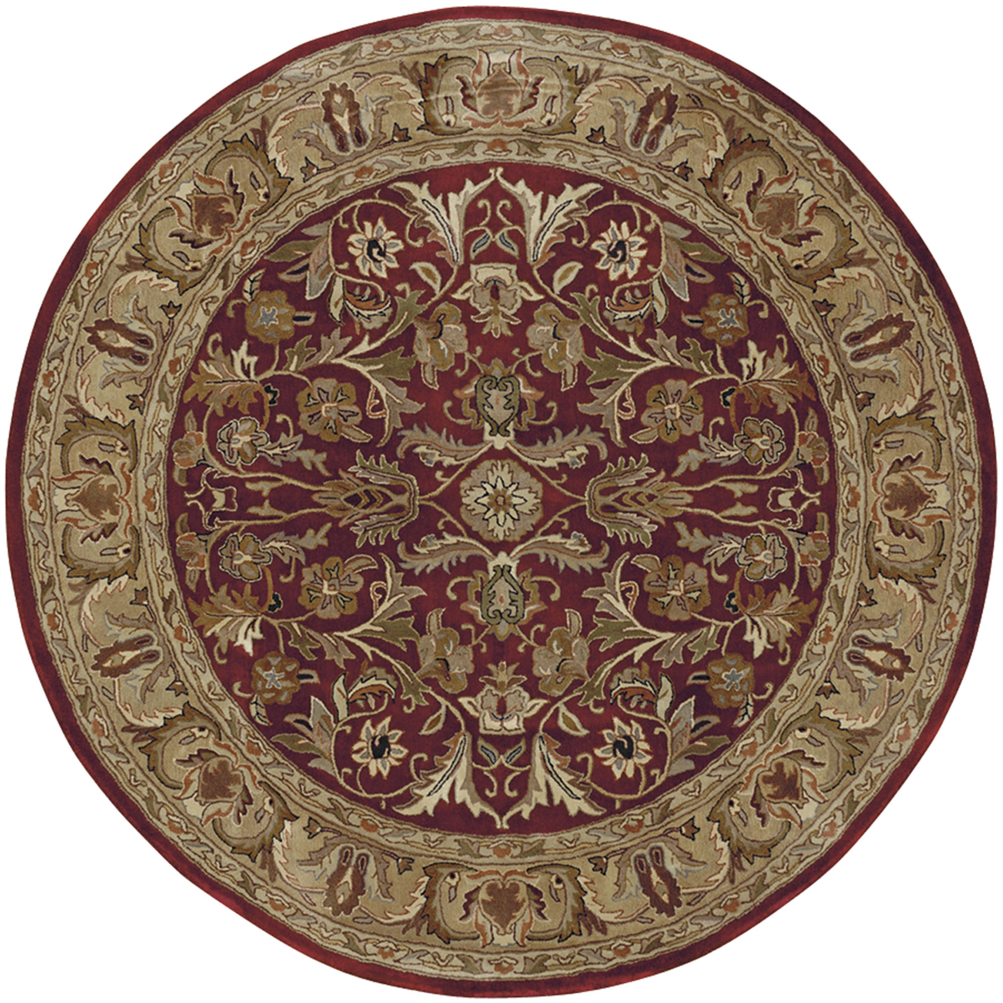 58 Round Carpets Rugs Via West Elm Found Moroccan Berber Rug Via For Circular Rugs (View 10 of 15)