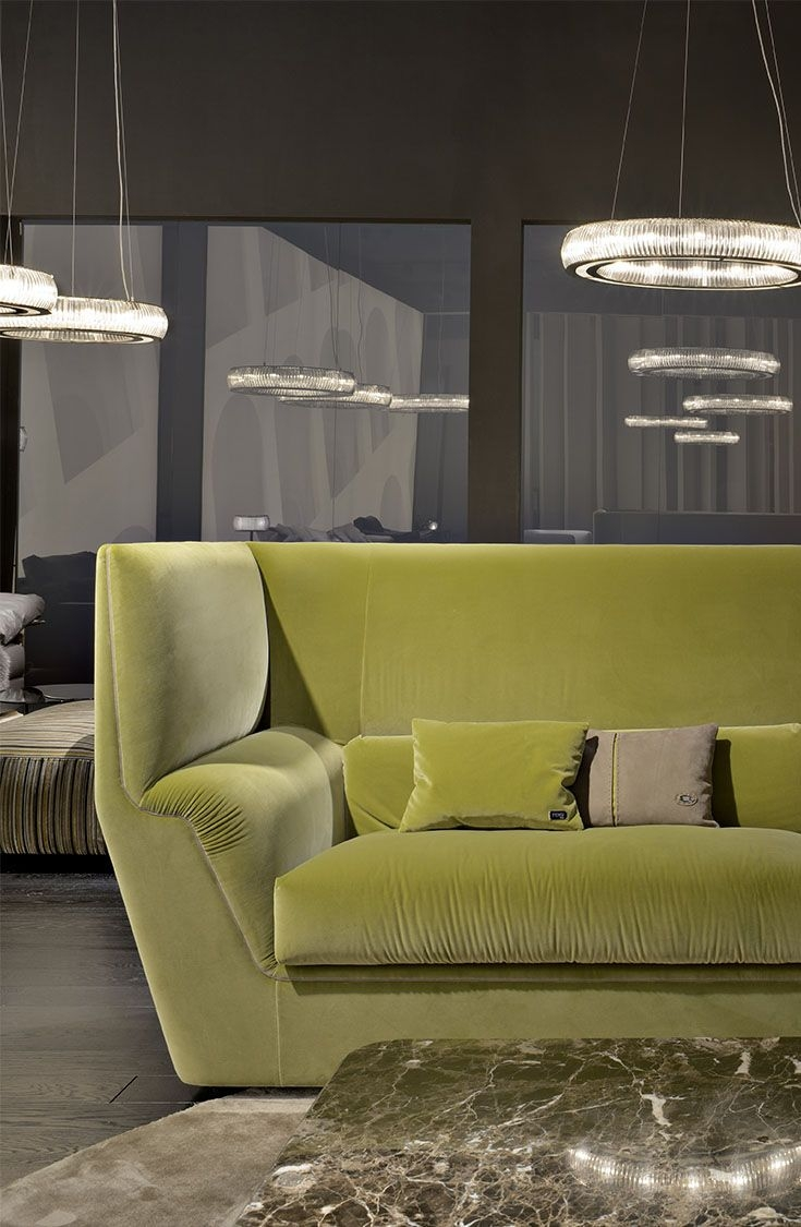 594 Best Furniture Unique Sofas Etc Images On Pinterest With Regard To Yellow Chintz Sofas (Image 1 of 15)