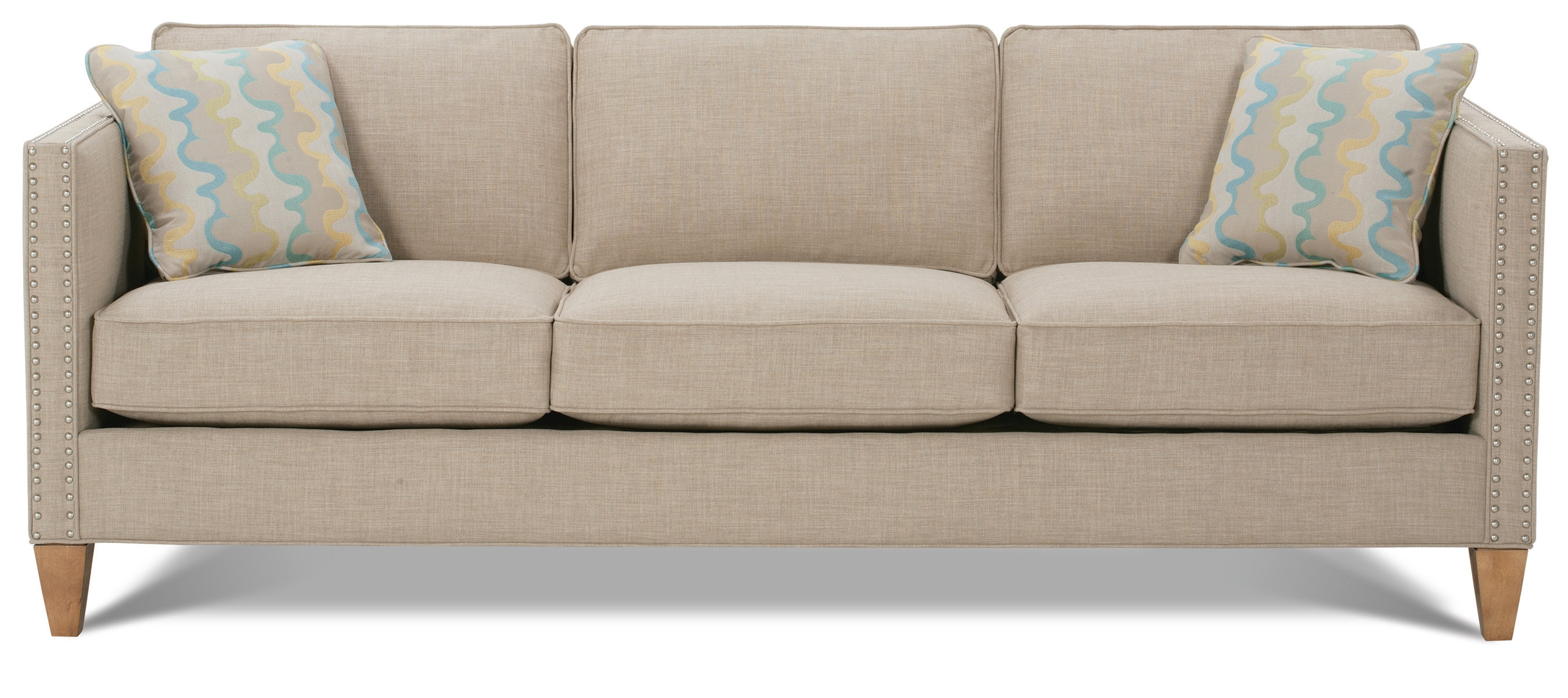 60 Three Seater Sofa Seater Sofa Custom Made Sofa Avworld Regarding Three Seater Sofas (Image 4 of 15)