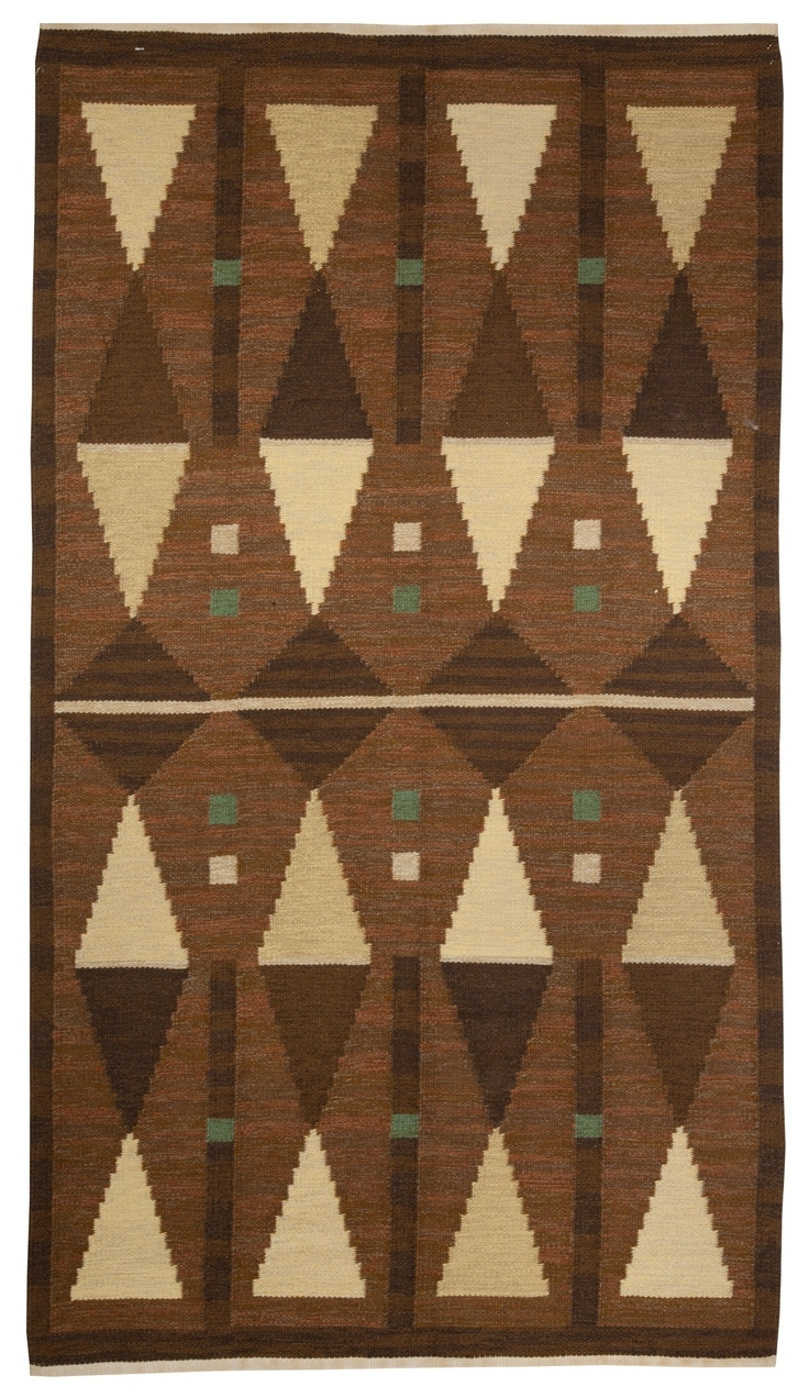 62 Best Images About Mid Centurymodern Retro Rugs And More On Regarding Retro Rugs (Photo 15 of 15)
