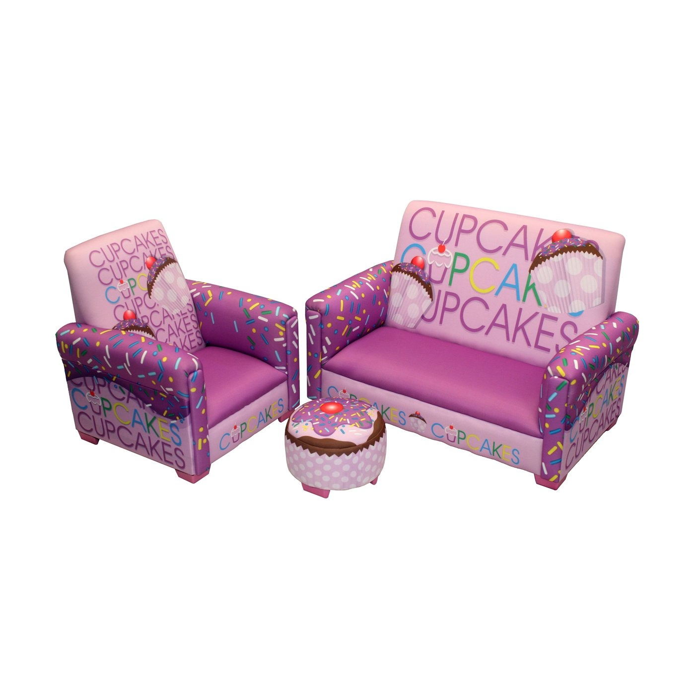 64 Ba Sofa Chair Nickelodeon Dora The Explorer Toddler Sofa And In Kids Sofa Chair And Ottoman Set Zebra (Photo 2 of 15)