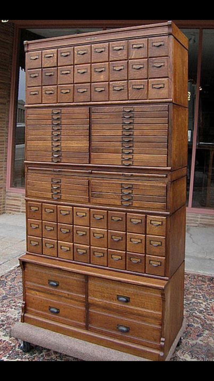 755 Best Drawers Storage Apothecary Images On Pinterest For Cupboard Drawers (Image 3 of 25)