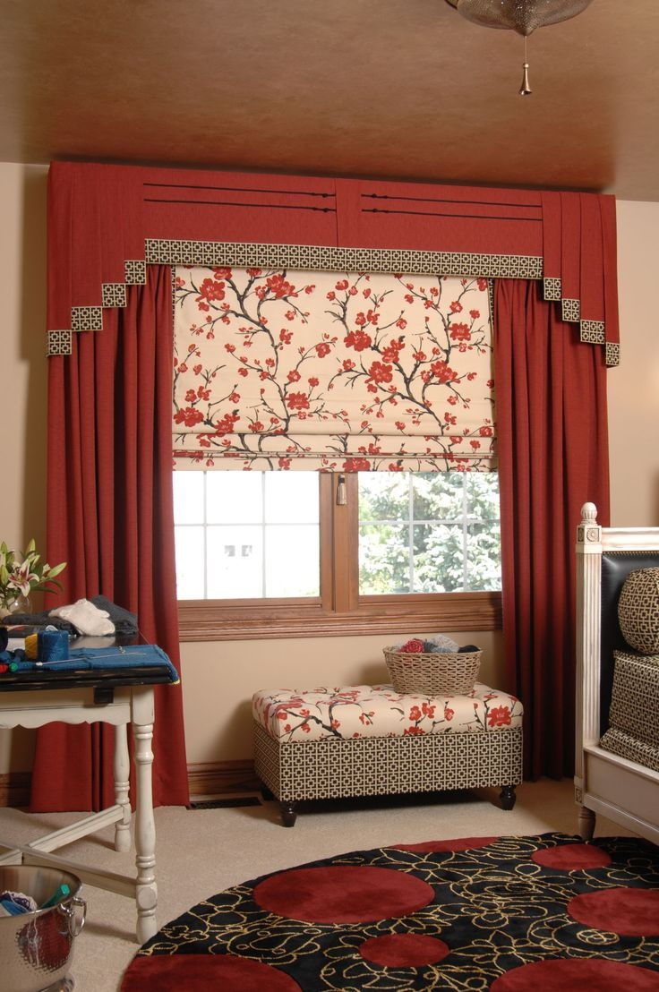 759 Best Beauty In Curtains Images On Pinterest Pertaining To Asian Curtains Drapes (Photo 16 of 25)