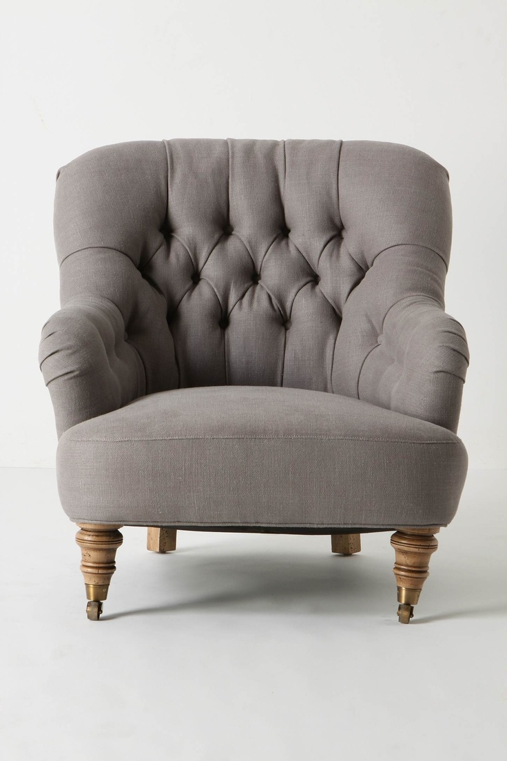 80 Best Button Sofas Images On Pinterest Intended For Bedroom Sofa Chairs (Image 1 of 15)