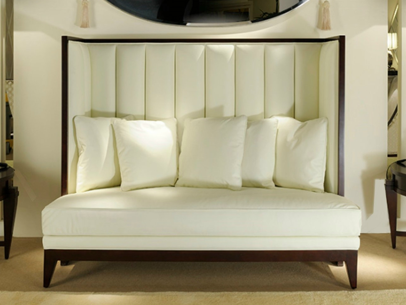 Featured Image of Sofas With High Backs