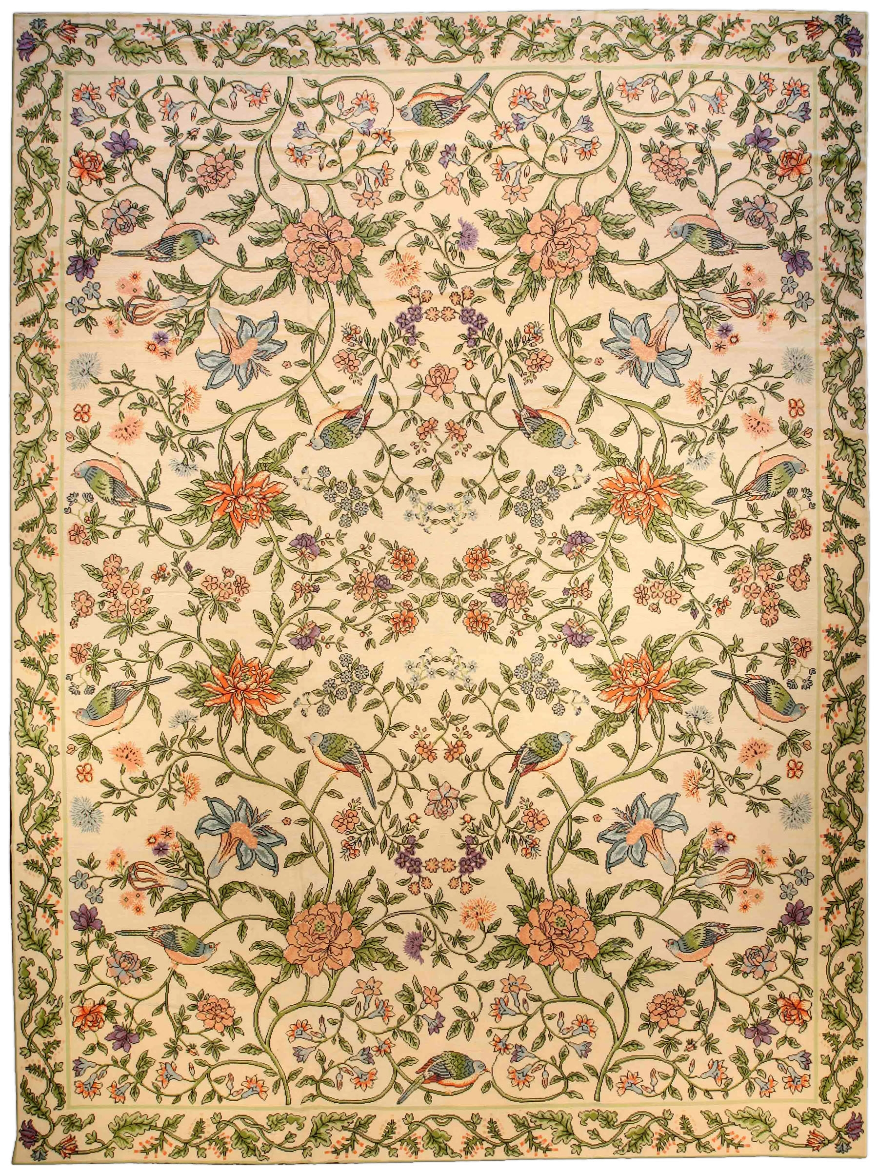 A European Antique Rug Perfect Choice For Traditional Interiors In European Rugs (Image 2 of 15)