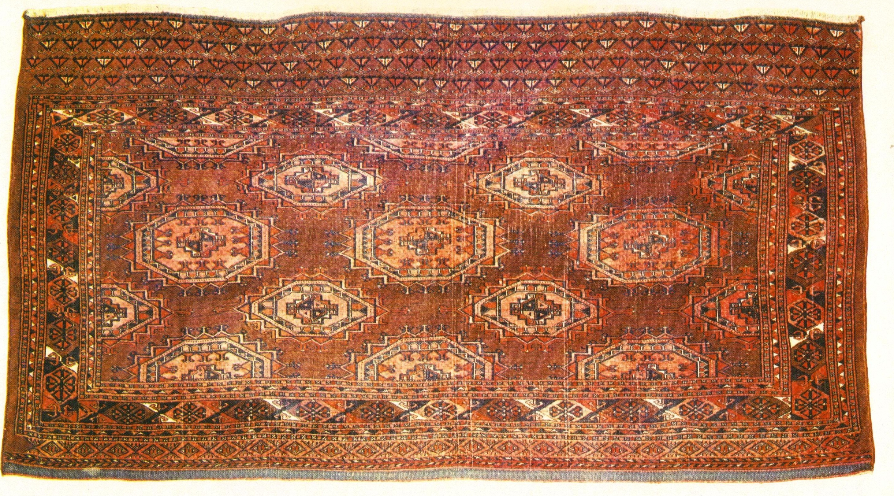 A Guide To Bokhara Rugs And Bokhara Rug Types Jessies Oriental Pertaining To Afghan Rug Types (Image 2 of 15)