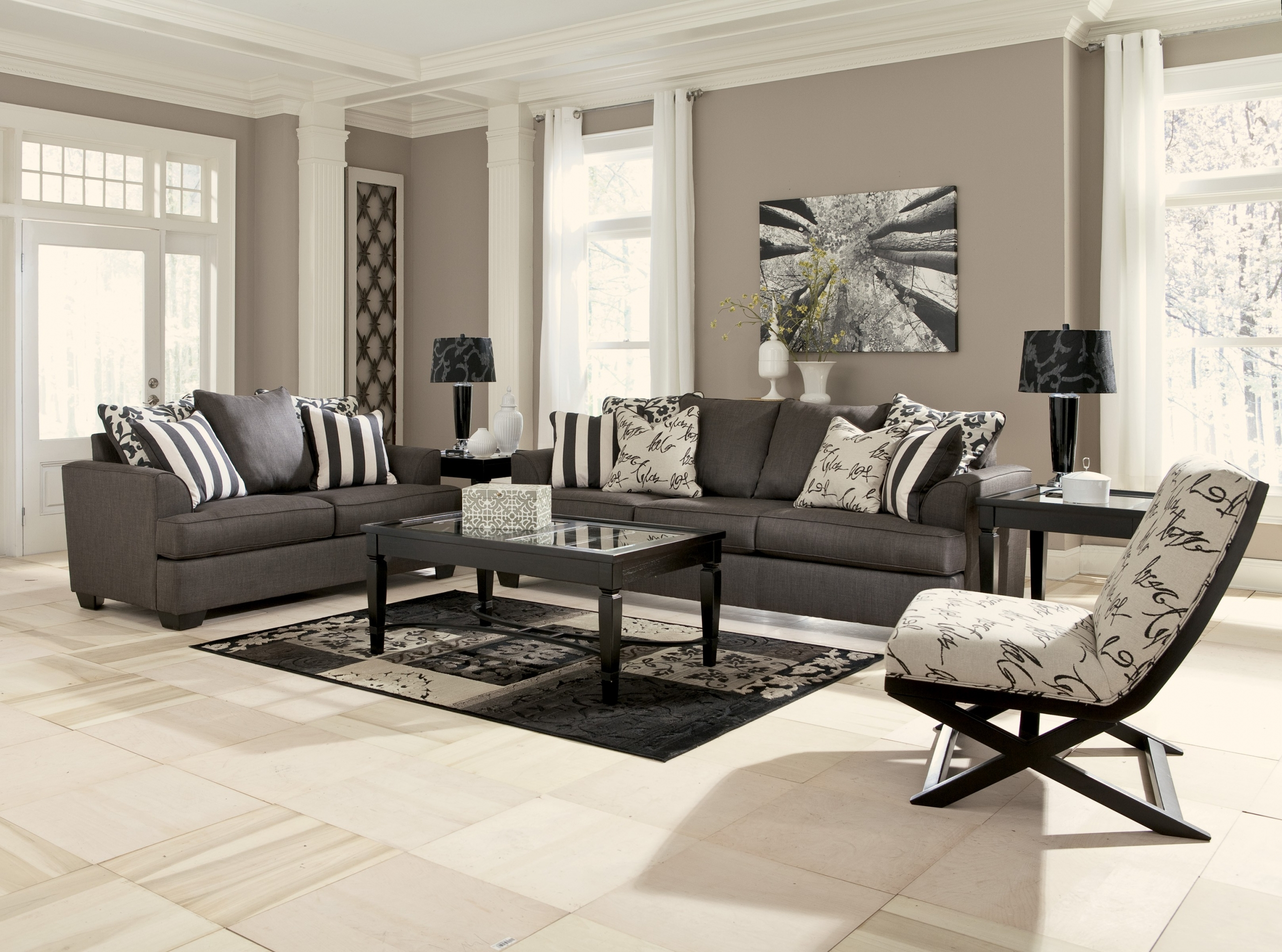 Accent Furniture For Living Room Regarding Accent Sofa Chairs (View 15 of 15)
