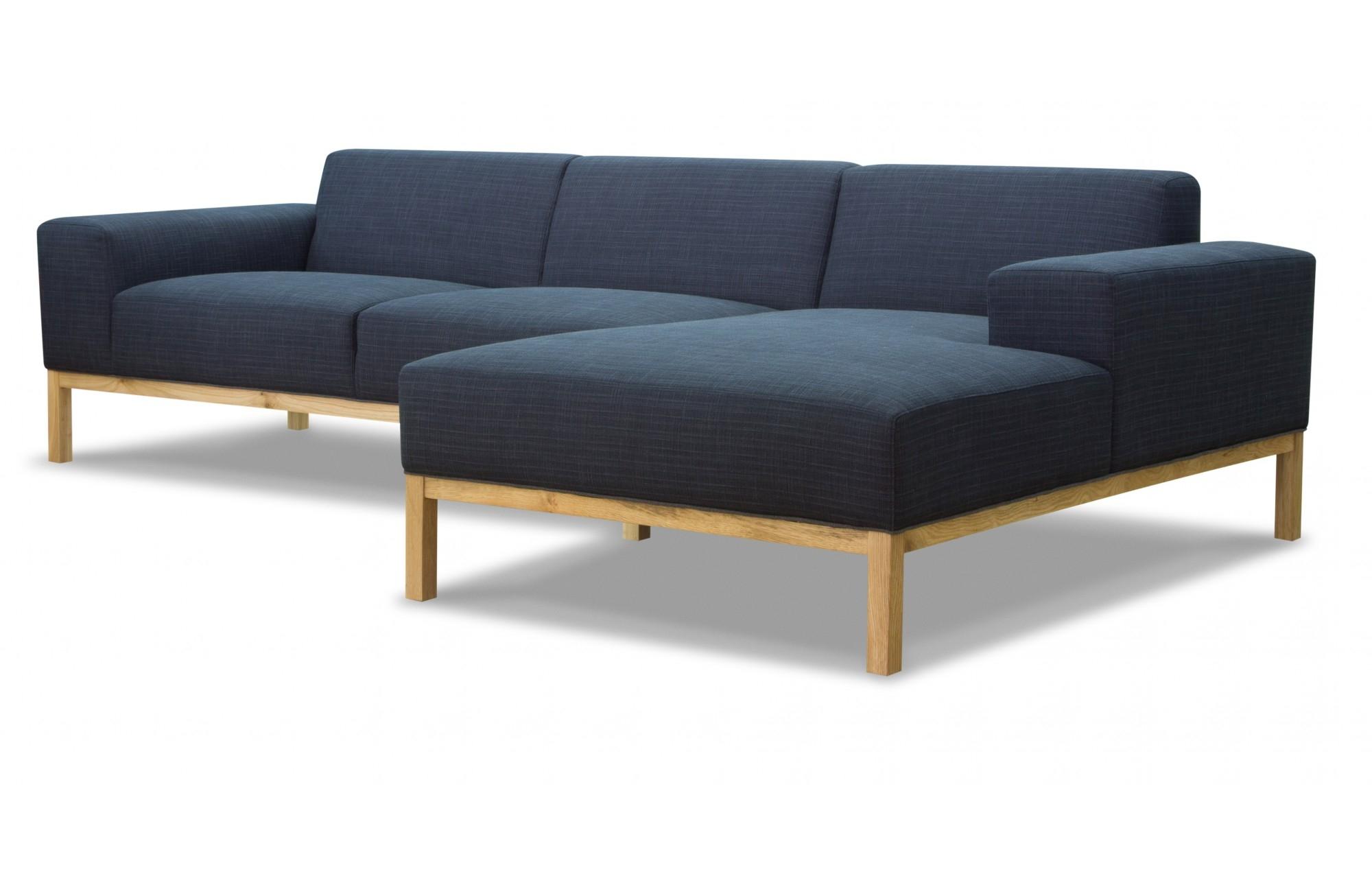 Adam Modular Corner Sofa In Ebony Modern Originals And Home With Modular Corner Sofas (Image 1 of 15)