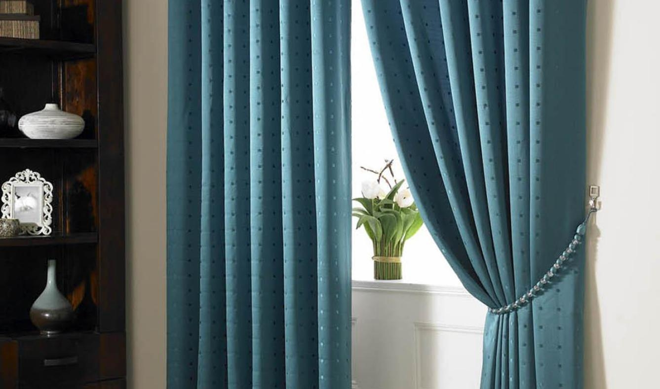 Admirer Linen Blackout Curtains Tags Teal Bedroom Curtains Teal Throughout Patterned Blackout Curtains (View 22 of 25)
