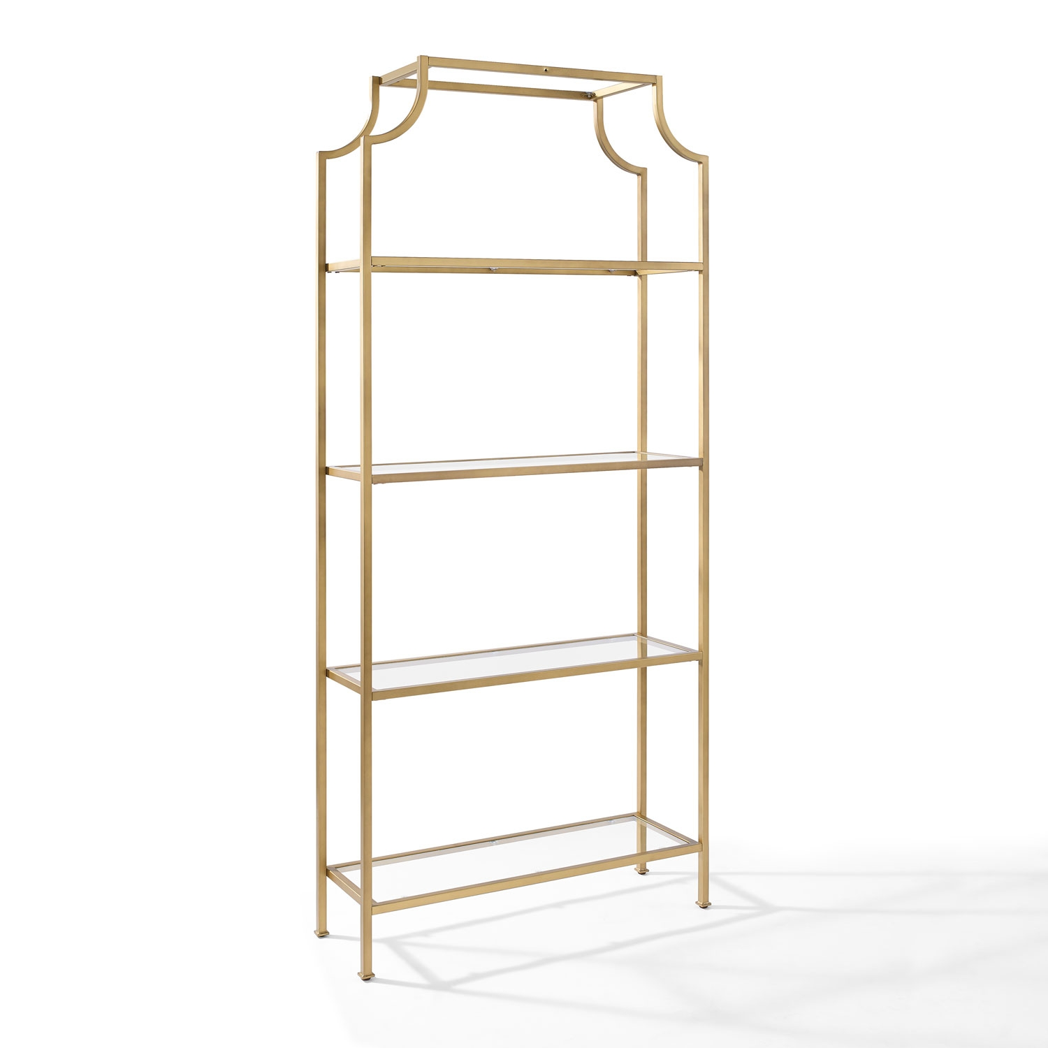 Featured Image of Free Standing Glass Shelves